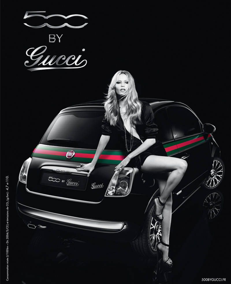 fiat gucci 3 fiat 500 and others voiture. Black Bedroom Furniture Sets. Home Design Ideas
