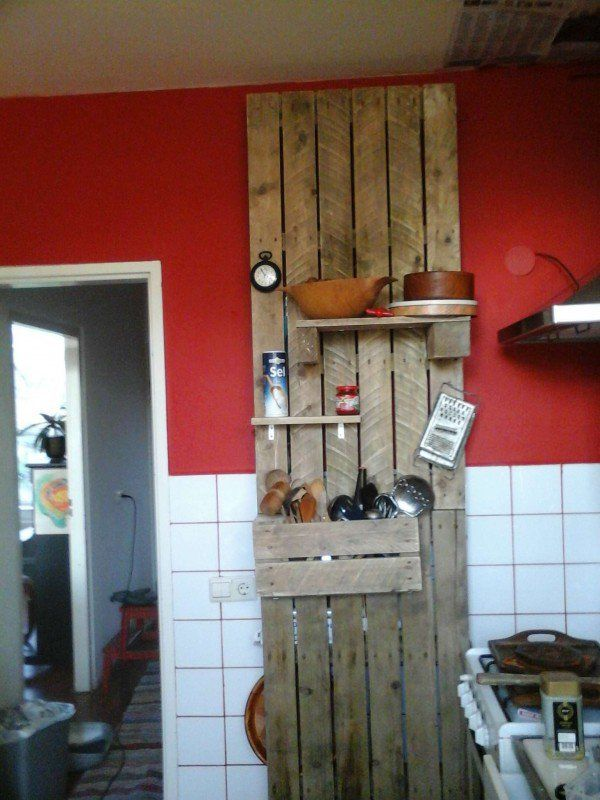Kitchen Cupboard Made By Roel Kitchen Pallet Projects