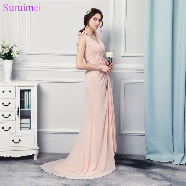 Awesome Mermaid Dresses >> Click to Buy << Mermaid Bridesmaid ...