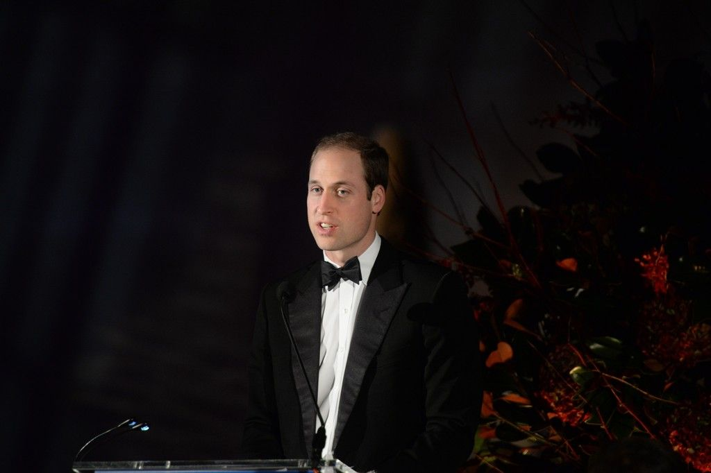Prince William Photos: Inside St. Andrews 600th Anniversary Dinner