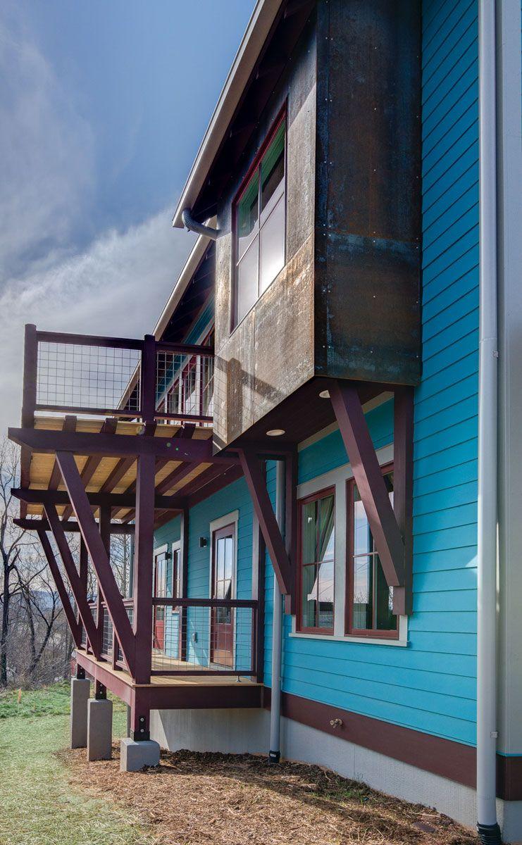 Contemporary | Asheville Architect | PettlerWorks ...
