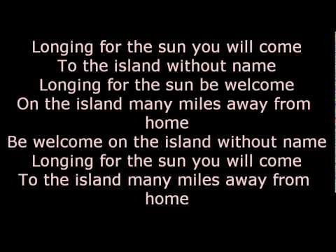 Scorpions Holiday Lyrics One Of The Most Beautiful Songs I Have