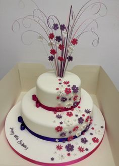 60th Birthday Cakes For Females Google Search Birthday Cake For Mom 60th Birthday Cakes Mom Cake
