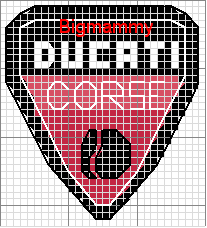 amorevitacrocette: Stemma Ducati