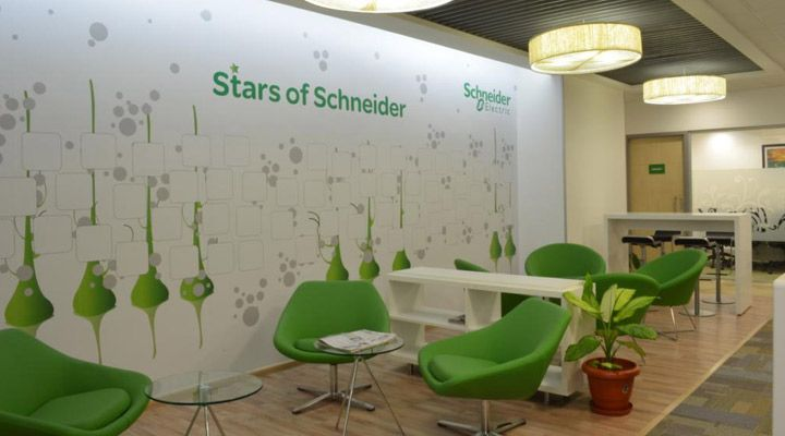 Schneider electric designtude an architecture and interior design consultancy in india - Schneider electric india offices ...
