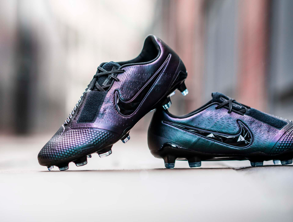 Nike Launch The Kinetic Black Pack Soccerbible In 2020 Black Football Boots Football Boots Soccer Cleats Nike