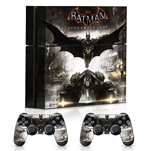 Controller Gear Batman Arkham Knight Batman Flight Ps4 Combo Skin