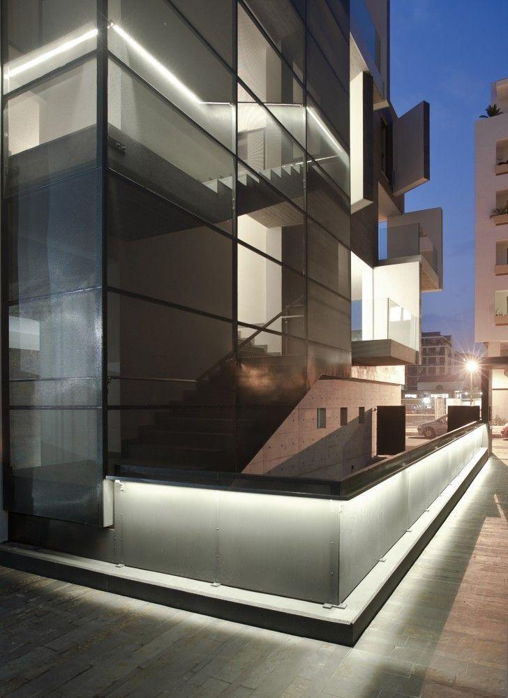 """Residential Building """"Brancacci"""" / Alessandro Luigini"""