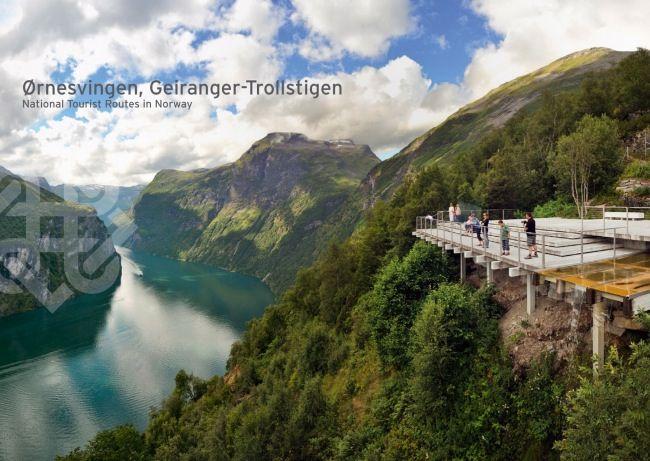 Postkort - Aune Forlag