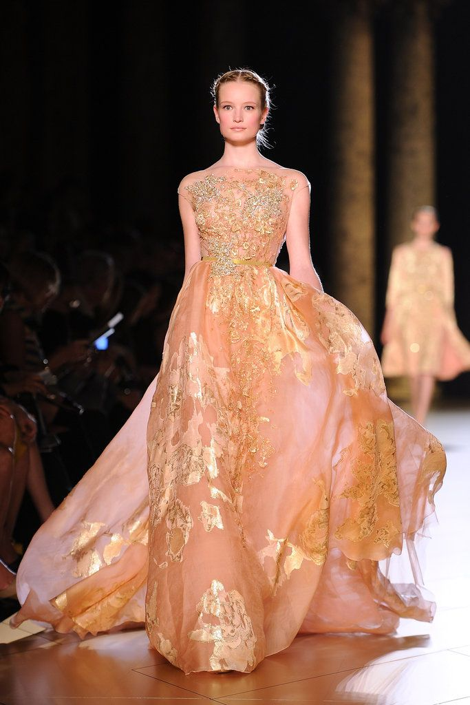 Elie Saab Couture Collection Fall 2012