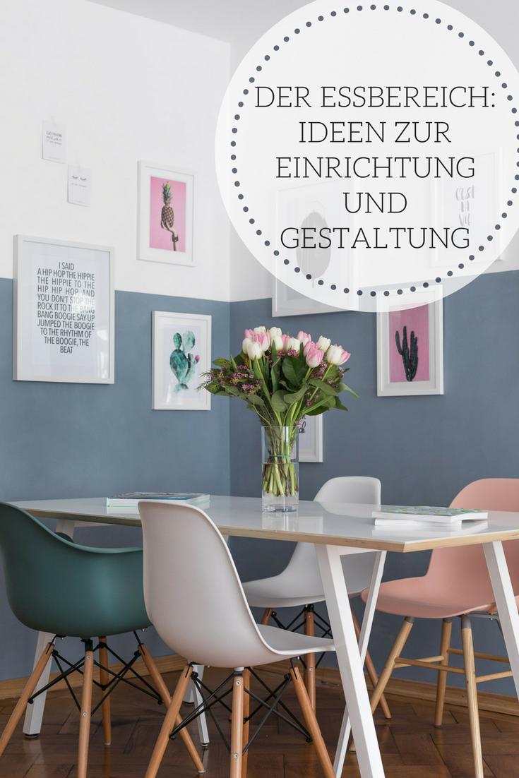 Unser neuer Essbereich   Pinterest   Gerahmte bilder, Esstische und ...