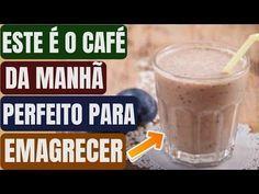Este é o Café da Manhã Perfeito Para Você Perder 3 Kg em 7 Dias Receita Para EMAGRECER RÁPIDO! - YouTube