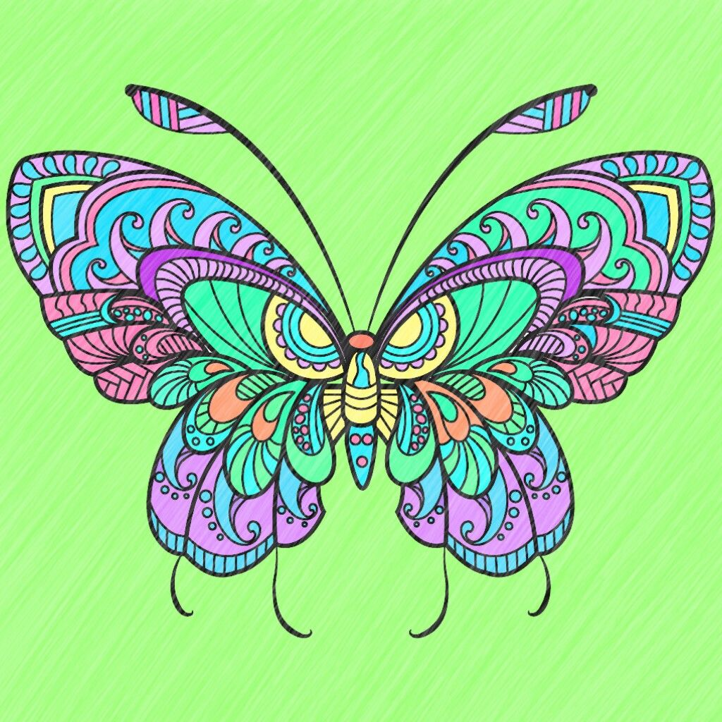 Pin by aleisa regina on my coloring book coloring books