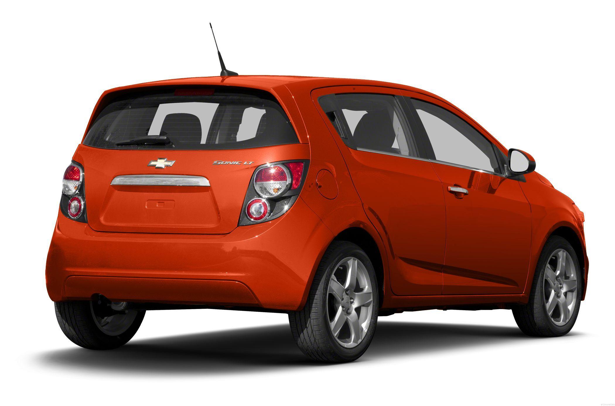 2016 Chevrolet Sonic Lt Auto Hatchback Chevrolet Sonic Cars For