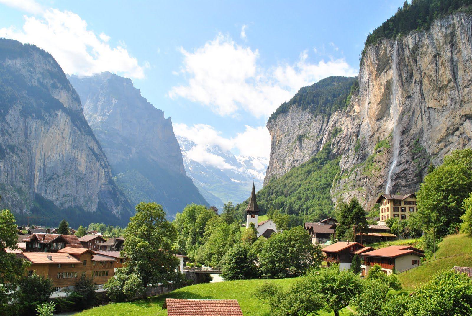 Interlaken, Switzerland   Travel   Viagem, Roteiros de ...