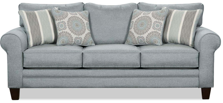 Tula fabric sofa u mist cristals at home pinterest accent