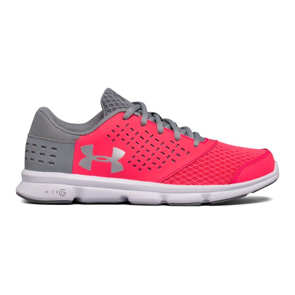 46424b4f Girls' Grade School UA Micro G® Rave Running Shoes | Under Armour US ...