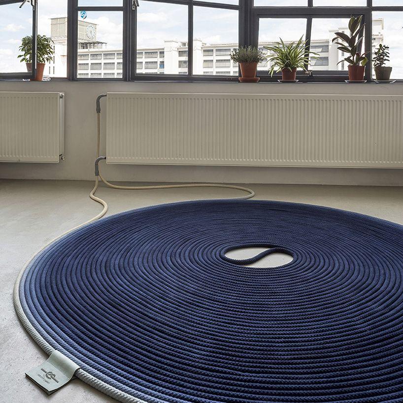 Fervent Carpet By Studio Siem-pabon Gets Rid Of Dust Mites
