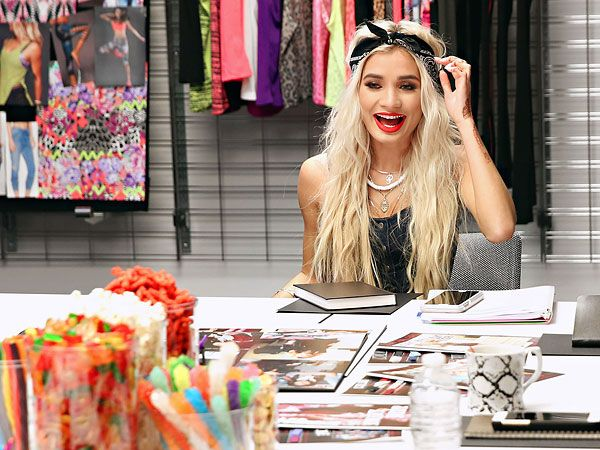 Pia Mia Named Fashion Director Of Material Girl The Singer Talks