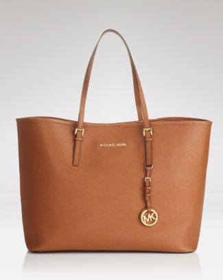 232315cd1da9 MICHAEL Michael Kors Tote - Jet Set Travel Large Bloomingdale s ...