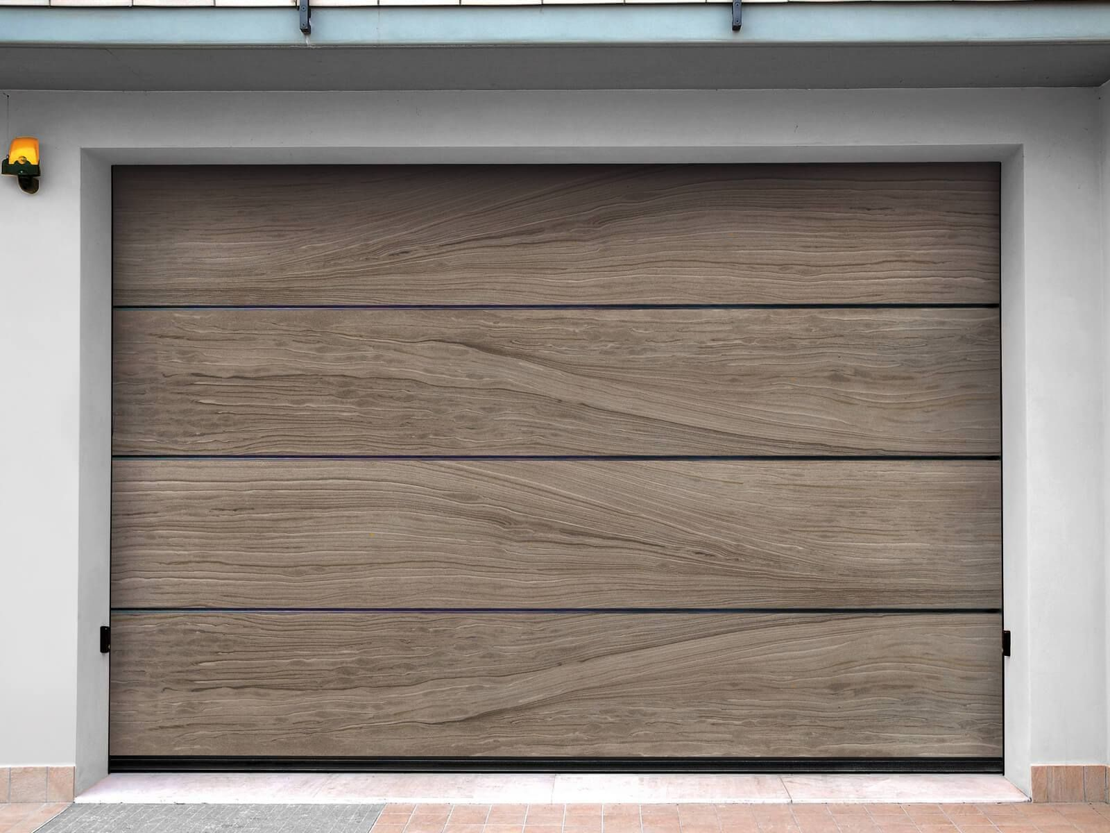 Le Perle Designer Overhead Garage Doors By Breda Are One Of A Kind