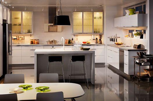 Cocina moderna | Decoración Ovany | Pinterest | Decoración de cocina ...