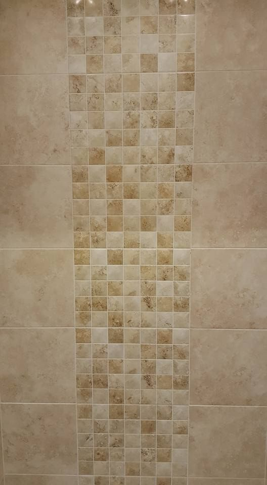 April 2017 New Tile Display At Our Clifton Moor York Showroom