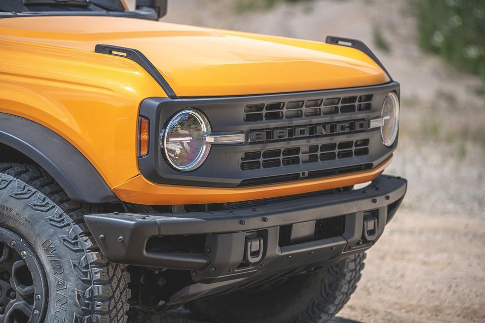 View Photos Of The 2021 Ford Bronco 2 Door In 2020 Ford Bronco