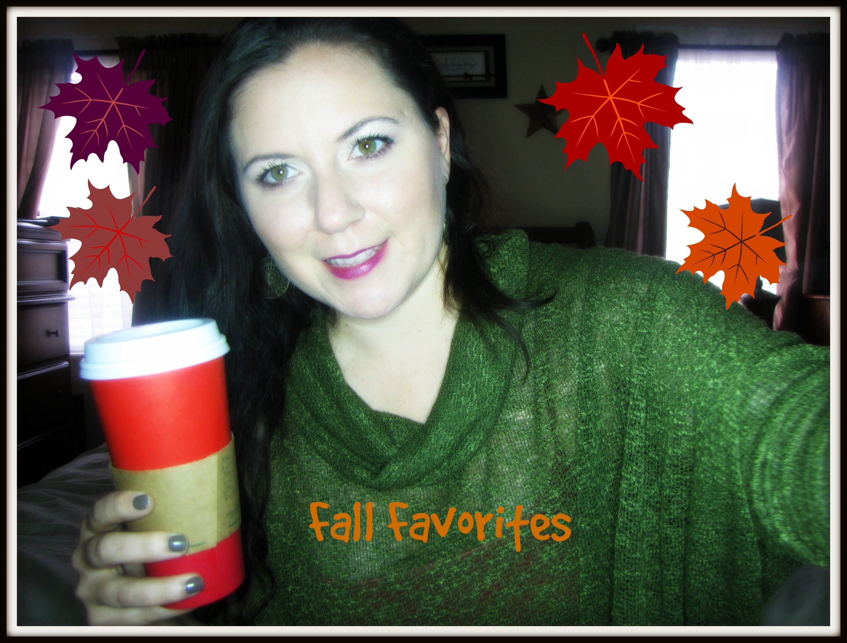 Fall Favorites Tag