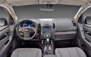 2015 Chevrolet Colorado Z71 Interior Chevy Trailblazer