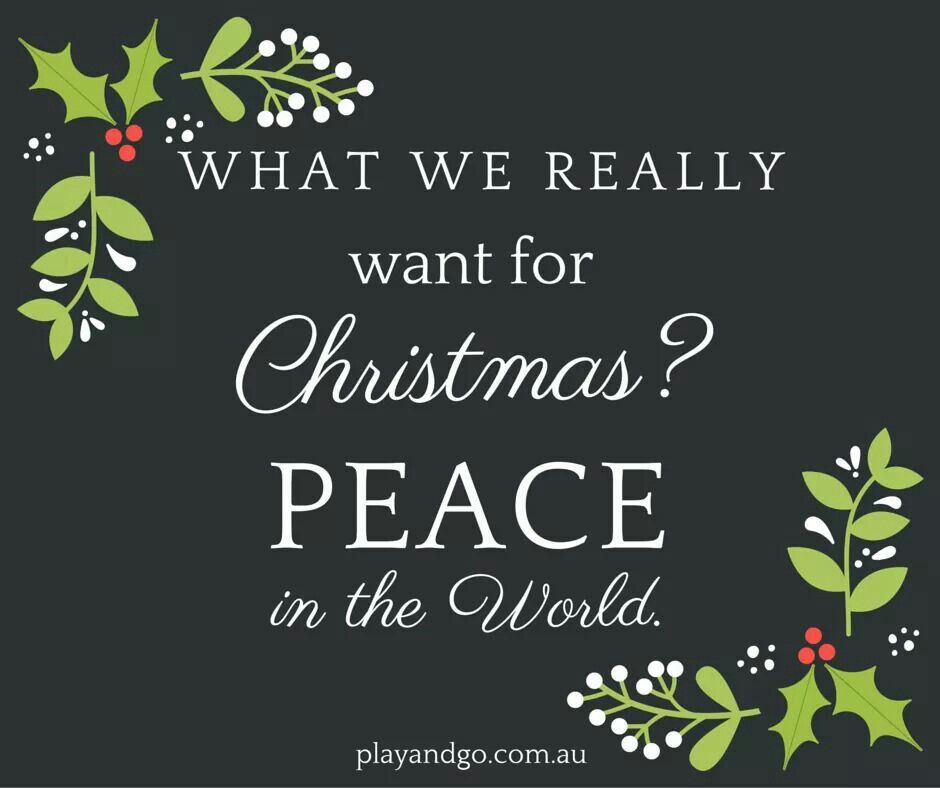 Let There Be Peace On Earth I Love A Good Quote Pinterest