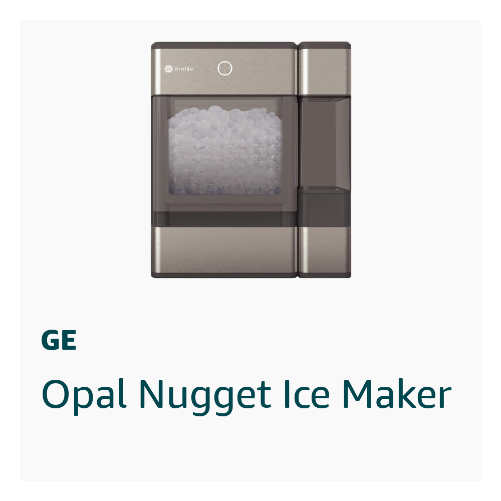 Ge Opal Nugget Ice Maker Nugget Ice Maker