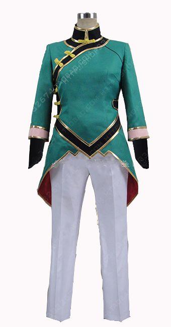 RWBY Lie Ren New Version Cosplay Costume