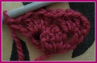 Infinity Scarf - Diagonal Granny Stripe