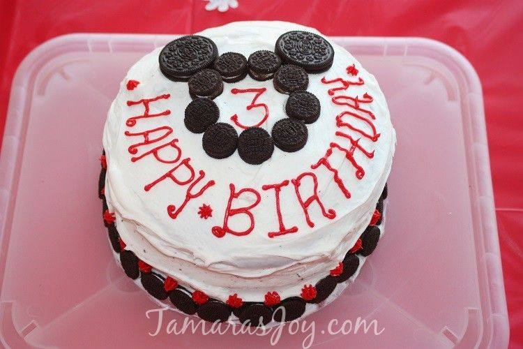 Diy Mickey Mouse Birthday Party Decor With Images Toddler