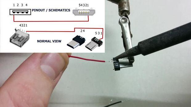 Nook Color Cable Wiring Diagram