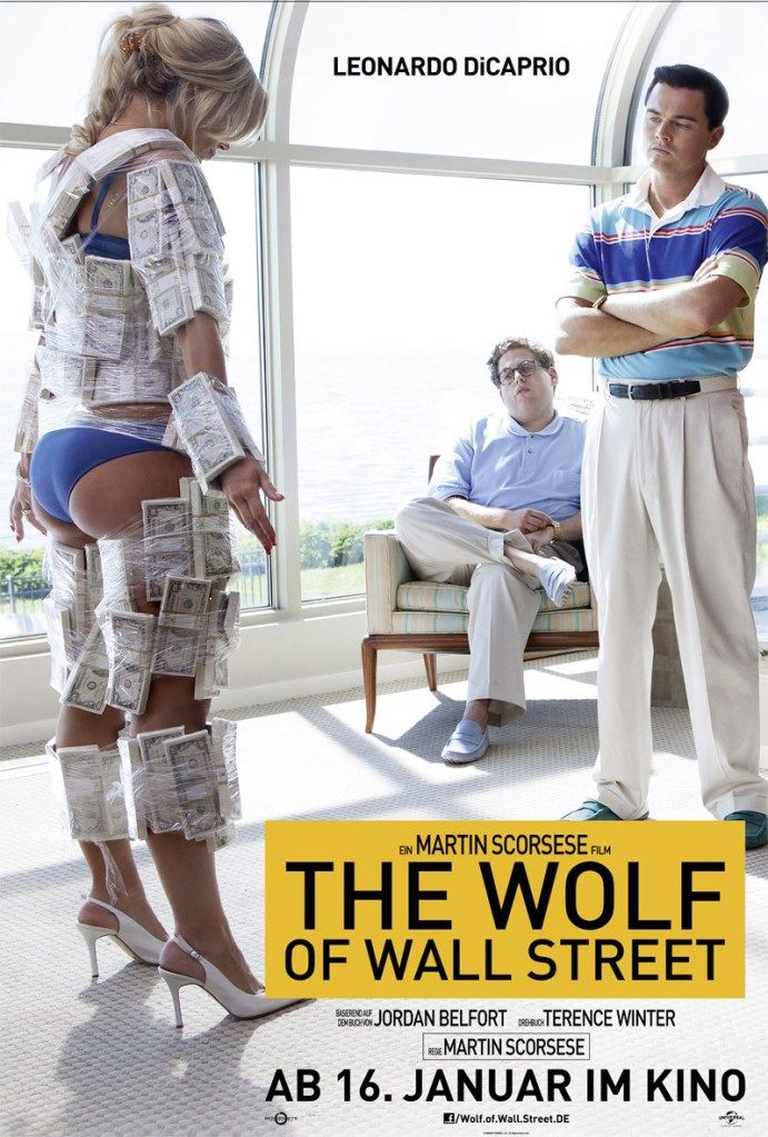 The Wolf Of Wall Street Stream English