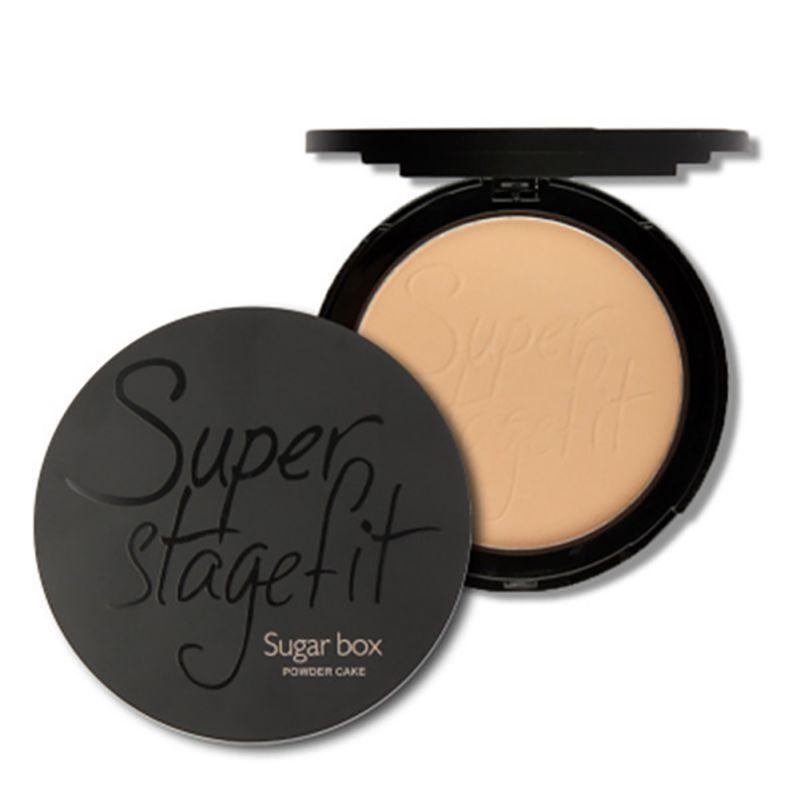 2 In 1 Cream Foundation Cipria Highlighter Wet & dry Controllo del petrolio Make up
