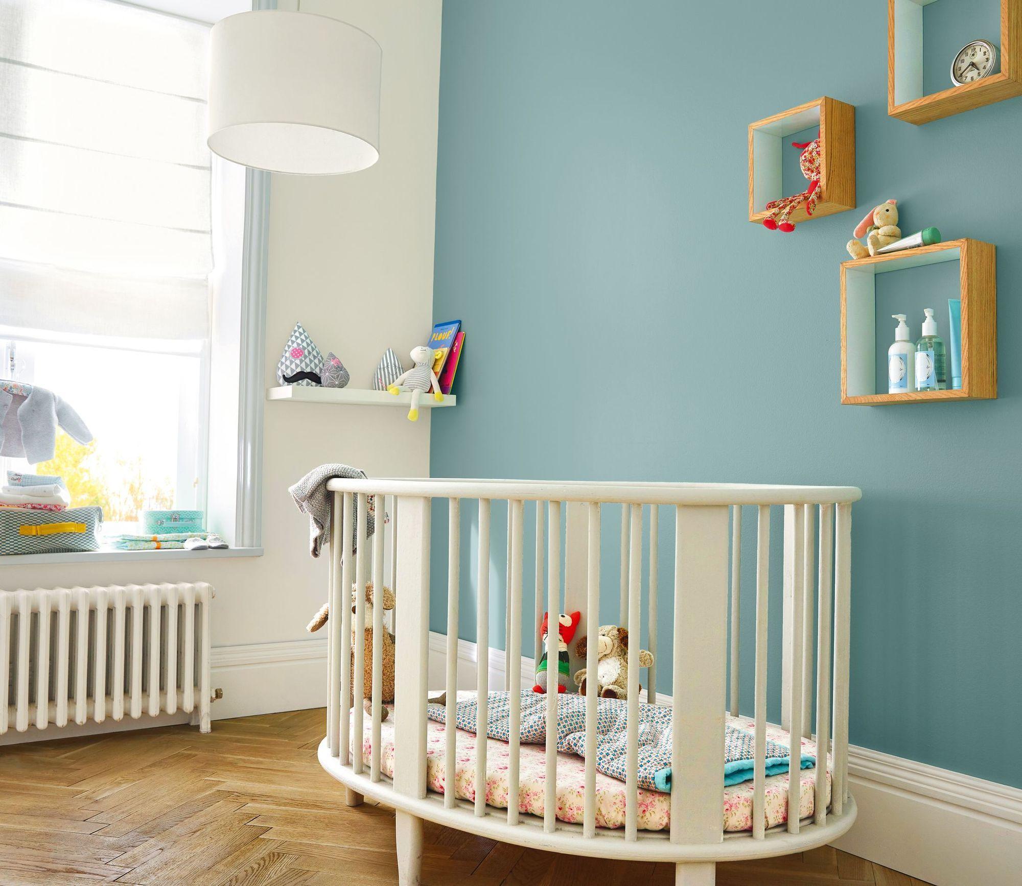 Quelle Couleur Chambre Bébé Garçon peinture chambre fille, garçon, ado, bébé : quelle couleur