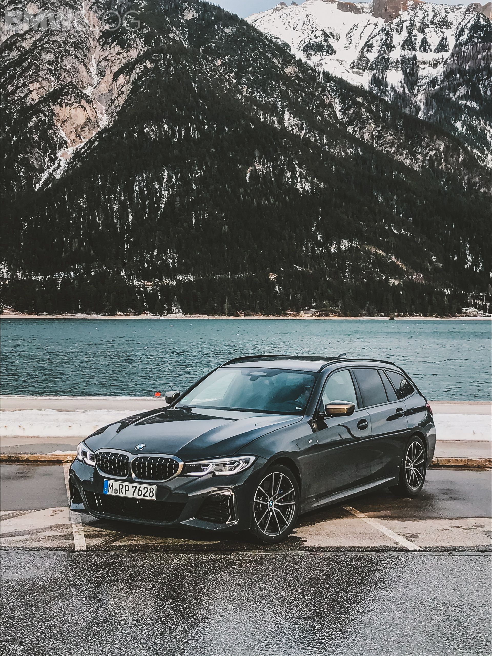 2020 Bmw M340i Touring A Road Trip Into The Alps In 2020 Bmw Touring Living In Car