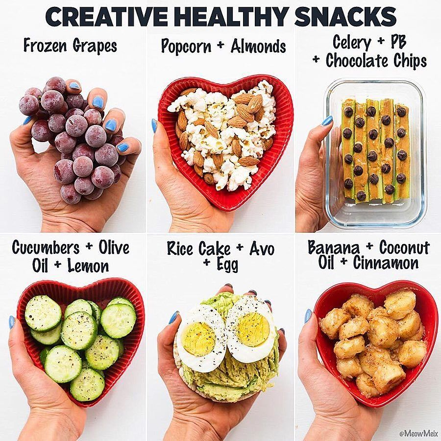 Creating Healthy Habits Like These Snacks Avoiding The Fluff Bs In Majority Of Snacks Is One Step Creative Healthy Snacks Healthy Snacks Recipes Food Swap