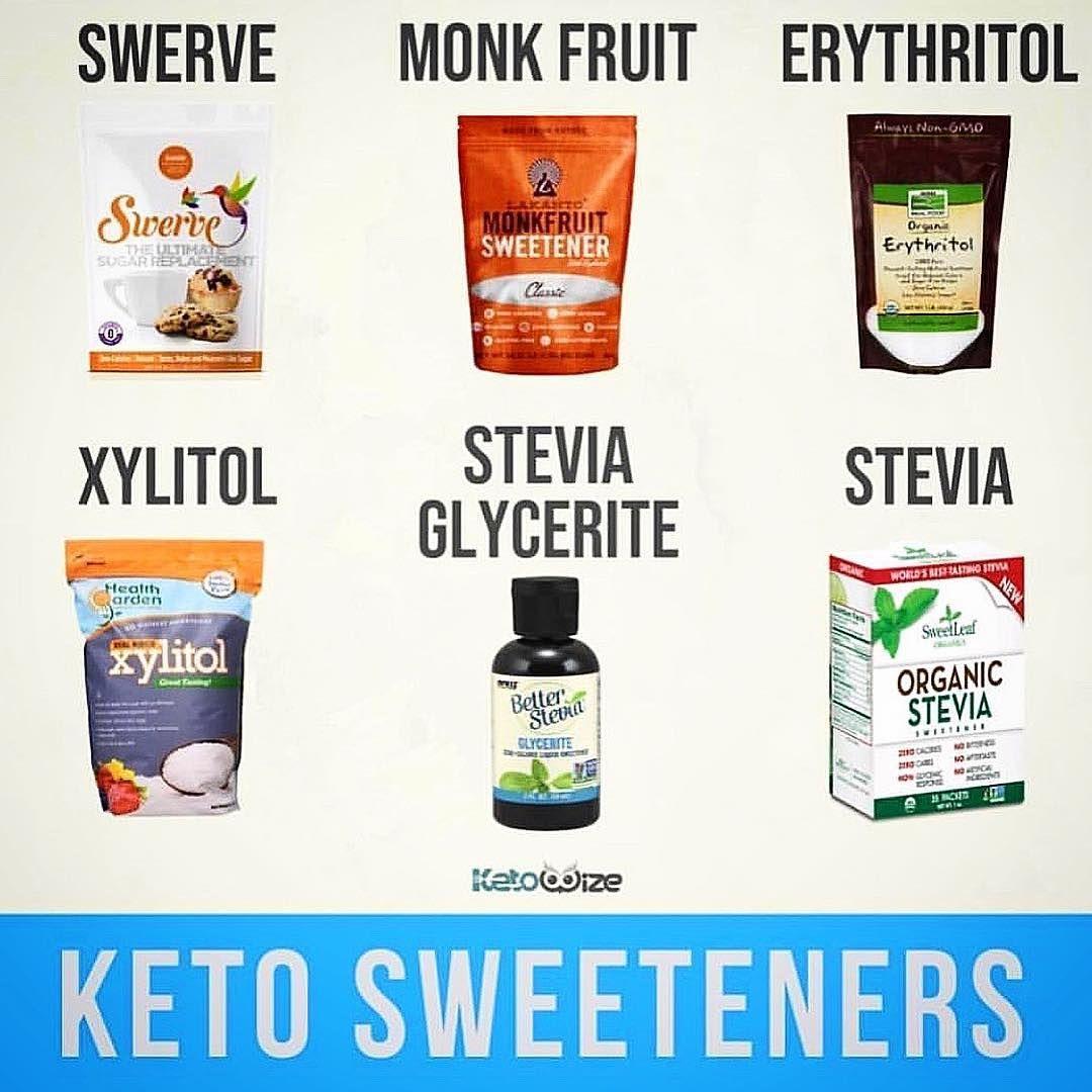 coffee using sweetener for keto diet