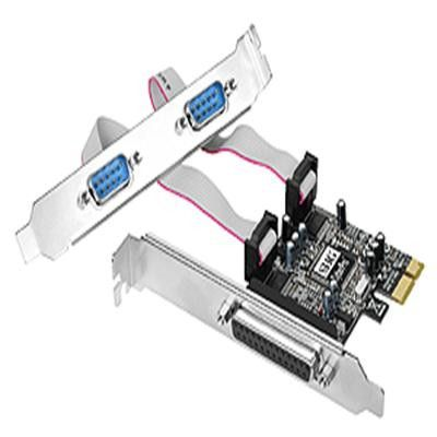 Cyber 2S1P PCIe - Siig - JJ-P21211-S1
