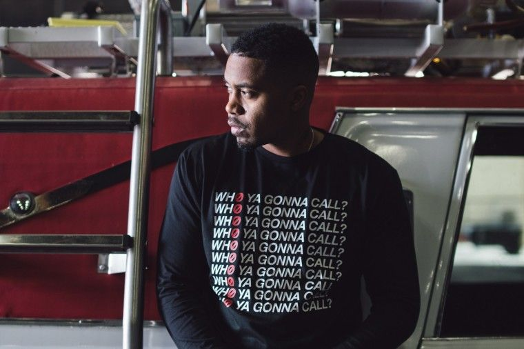 Here Are All of Nas's Ghostbusters Collaborations-Wmag