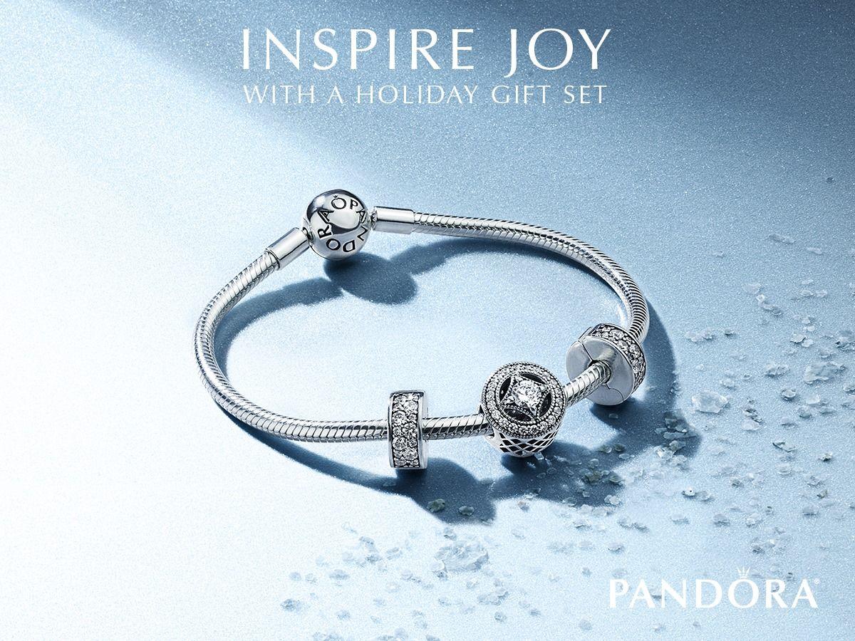 Elegance Bracelet Gift Set.   Pandora bracelet charms, Pandora ...
