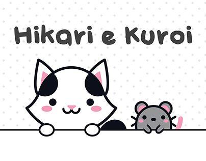 """Check out new work on my @Behance portfolio: """"Hikari e Kuroi"""" http://be.net/gallery/33648914/Hikari-e-Kuroi"""