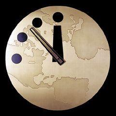 Mcm Doomsday Clock Doomsday Clock Clock Doomsday