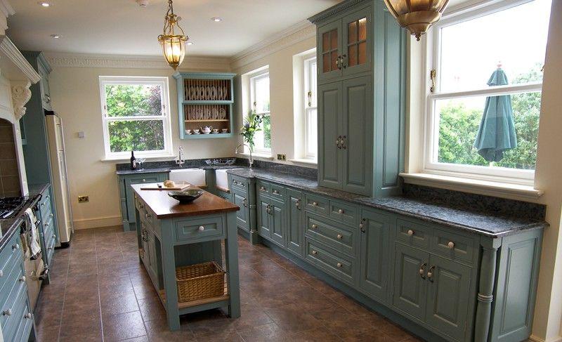 Great Edwardian Kitchens Google Search Kitchen Island Design Uk Kitchen Home Kitchens