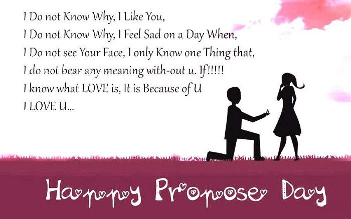 Propose Day Quotes  Propose Day Quotes     Quotes