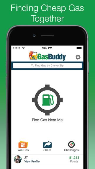 Cheap Gas Prices Near Me >> Iphone Screenshot 1 Inspiring Ideas Cheap Gas Prices Cheap Gas App